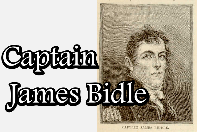 Captain James Bidle